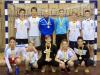Ekipa Osnovne šole Dravlje je postala ljubljanski prvak v nogometu za osnovnošolce 8. in 9. razredov - 30. 11. 2017
