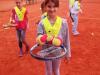 1. razred na obisku Tenis kluba Olimpija - 9. 10. 2018