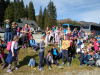 Športni dan ua učence 4. in 5. razredov - pohod na Uskovnico